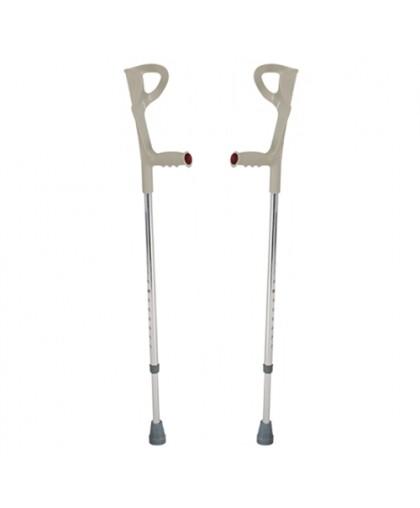 Костыли инвалид.с опорой под локоть BCC