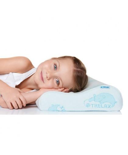 Подушка Trelax П35 RESPECTA п/голову д/детей старше 3-х лет
