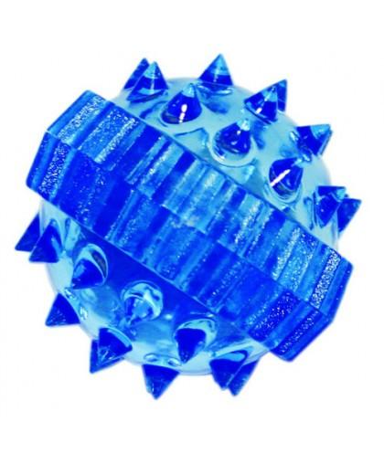 Массажный шарик с 2-мя метал.кольц.пружинами ТЛ-МШ1